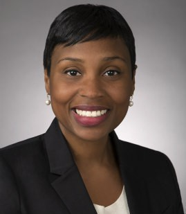 Photo of Alesha M. Dominique