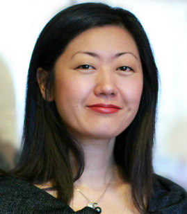 Photo of Elaine K. Kim